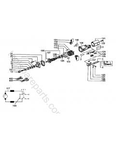 AEG OF450S Spare Parts