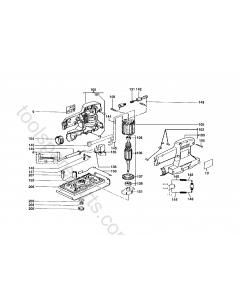 AEG VS230 Spare Parts