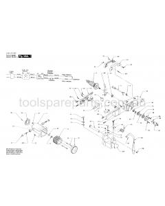 Bosch GCO 14 0601471037 Spare Parts