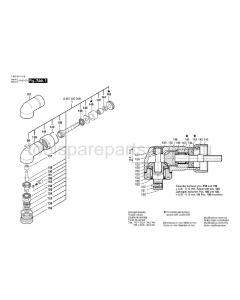 Bosch 370 WATT-SERIE 0607451618 Spare Parts