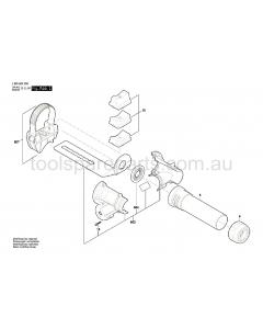 Bosch GDEmax 1600A001G9 Spare Parts
