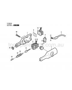 Dremel 292 F0130292HS Spare Parts