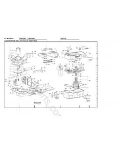 Milwaukee V28VC-0 Spare Parts