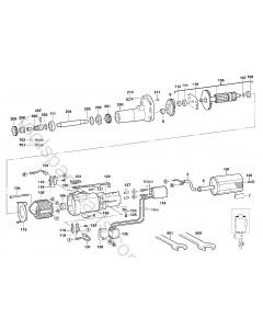Milwaukee DG7E Spare Parts