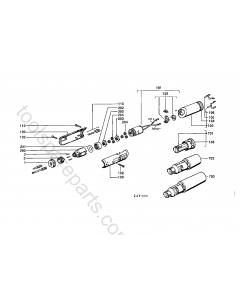 Milwaukee ABS6 Spare Parts