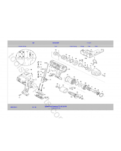 Milwaukee HD28IW Spare Parts