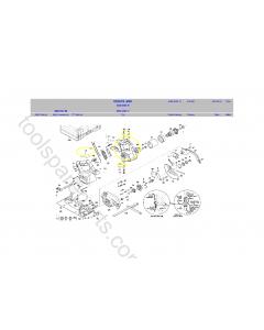 Milwaukee HD28CS Spare Parts