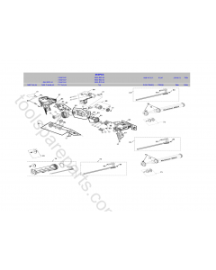 Milwaukee M12PCG Spare Parts