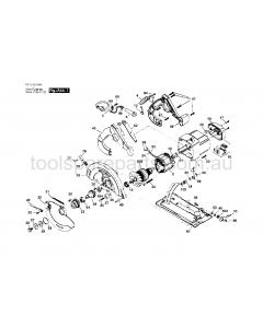 SKIL HD 5550-80 F012555080 Spare Parts