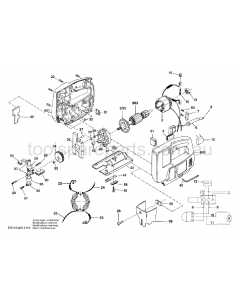 SKIL 481H1 F0150481H1 Spare Parts