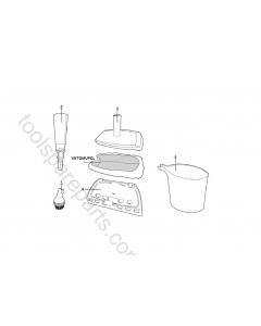 Vax VSTGM1200 Spare Parts