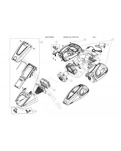 Vax VPHV156 Spare Parts